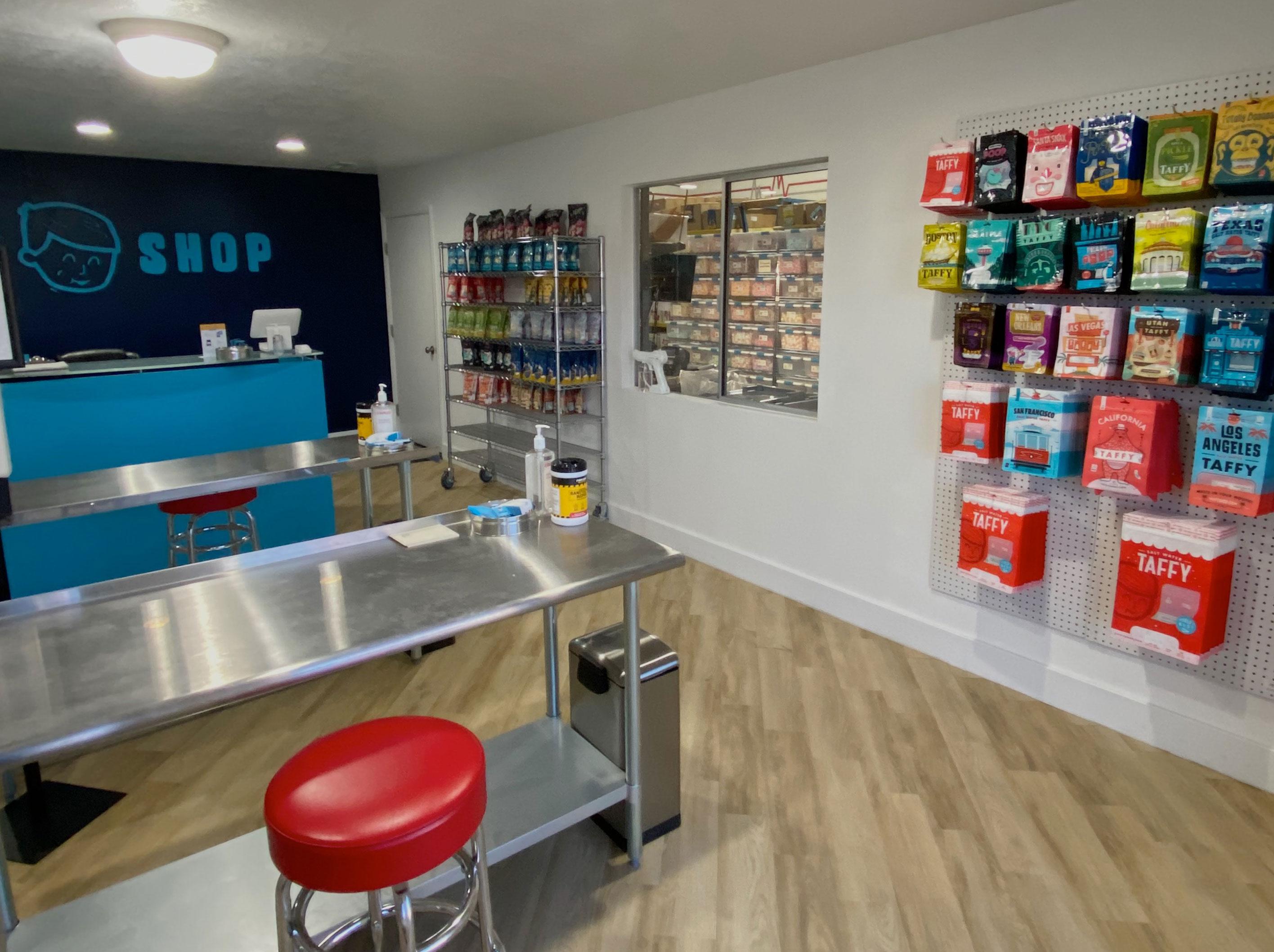 Candy Store Hurricane